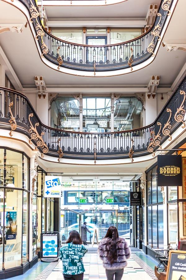 Centro comercial Manchester Shoping