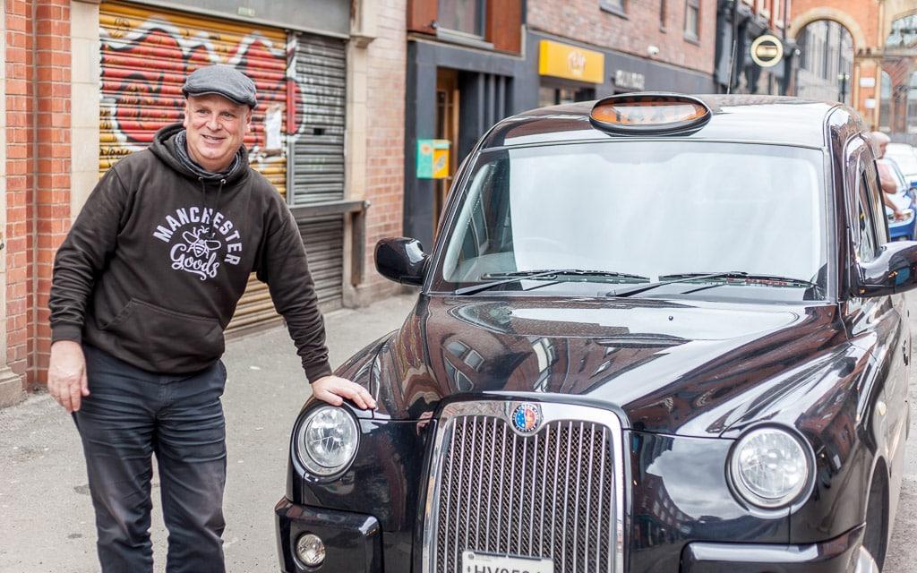 Tour en Taxi Negro