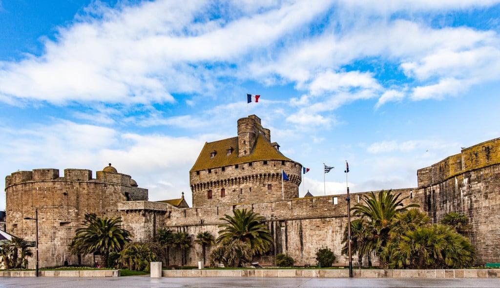 Muros de St Malo