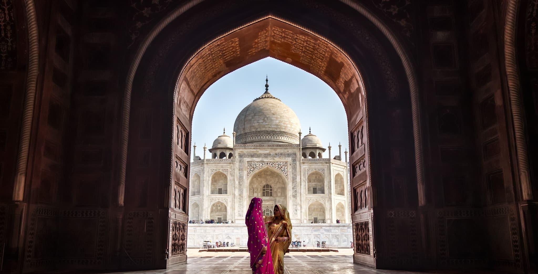 Consejos de Fotografía Taj Mahal