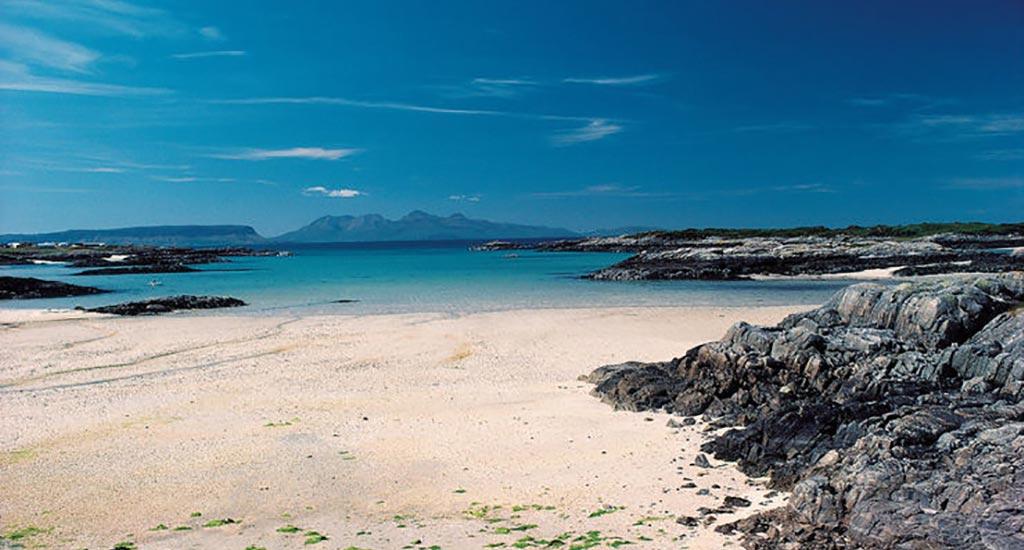 Playa Camusdarach, Morar.