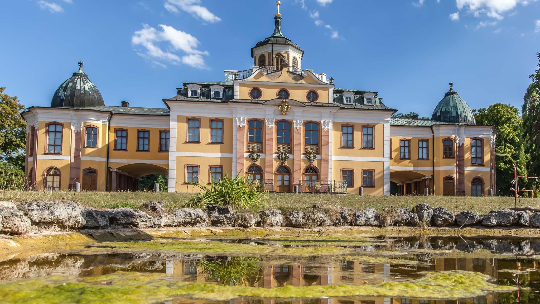 castillo Weimar Turingia