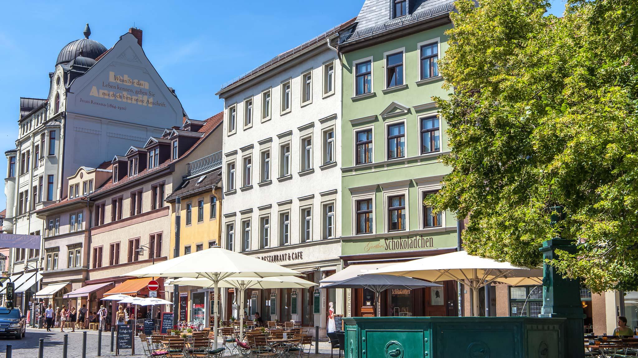 Weimar, Turingia