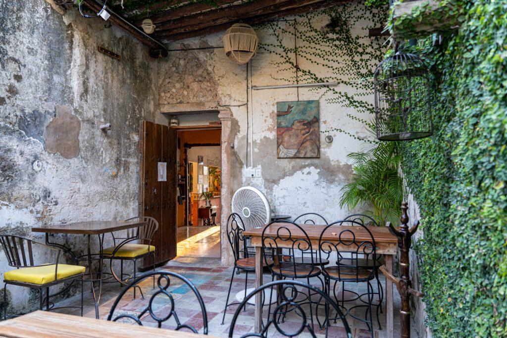 Restaurante Los Arcos, Izamal