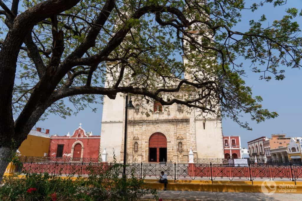 Qué visitar en Campeche: Iglesia De Nuestra Señora de la Inmaculada Concepción