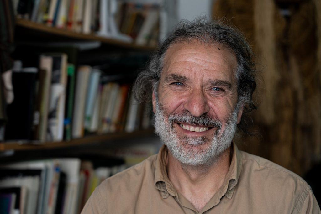 Eduardo Correia, director artístico del Teatro do Montemuro,