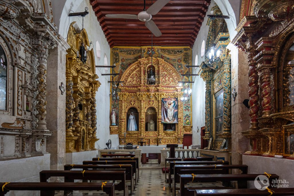Cosas que hacer en Campeche: visitar Igreja de São Roque