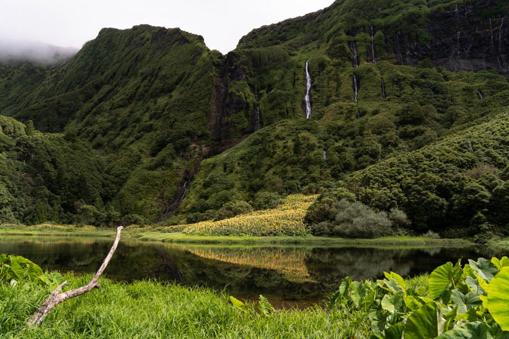 Qué visitar en la isla de Flores: Poço Ribeira do Ferreiro