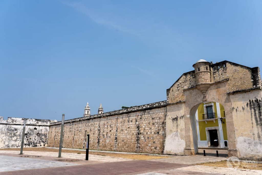 Qué ver en Campeche: Porta do Mar