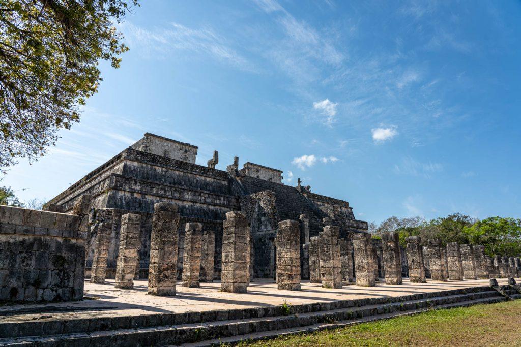 Templo de los Guerreros, Chichén-Itzá