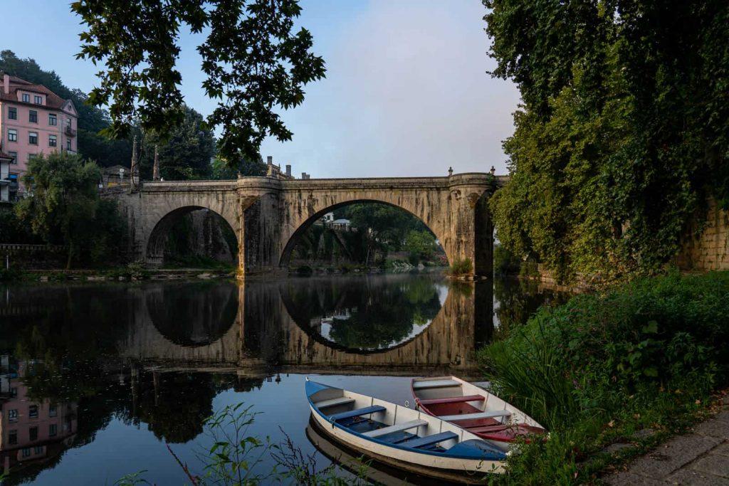Qué ver en Amarante: Ponte de São Gonçalo