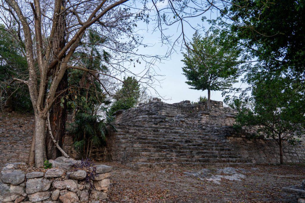Zona arqueológica de Izamal